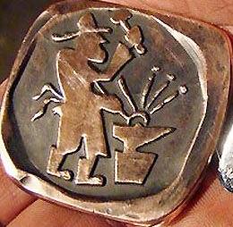 Чекань монеты